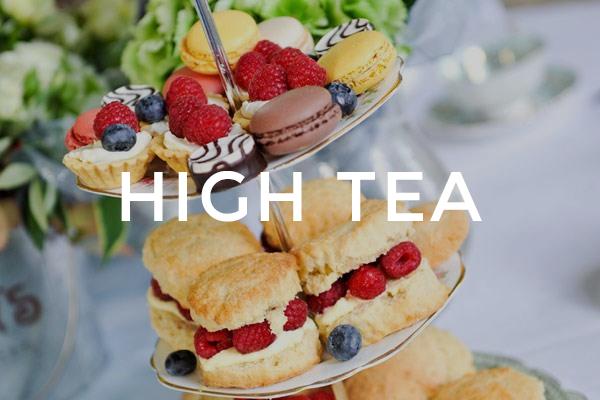 High Tea hover